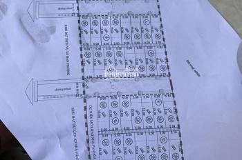 Chính chủ nhượng lại 2 lô đất đấu giá tại đường Đồng Sậy, giá 32,9 triêu/m2