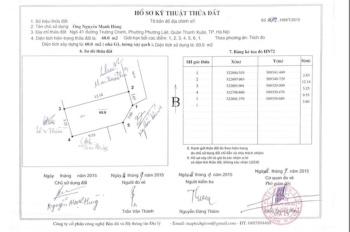 Bán nhà ngõ 41 Trường Chinh, Phường Phương Liệt, Thanh Xuân, HN