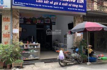 Cho thuê cửa hàng số 65 ngõ 54 Ngọc Hồi Hoàng Mai Hà Nội