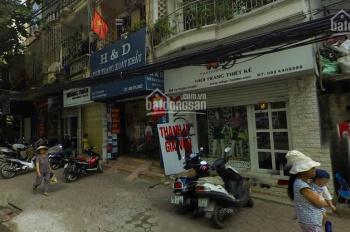 Cho thuê MB phố Vũ Trọng Phụng, Thanh Xuân: 58m2 x 4T, MT 5m, đối diện tòa Hapulico. LH 0987074884