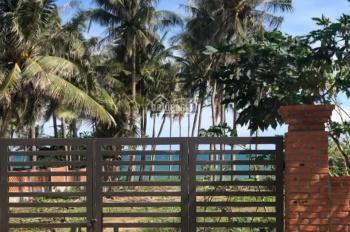 Bán 2423m2 mặt tiền biển Xuân Thủy, Mũi Né