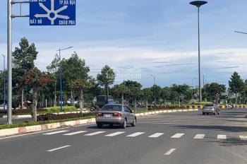 Bán đất mặt tiền đường Võ Thị Sáu, trung tâm thành phố Bà Rịa