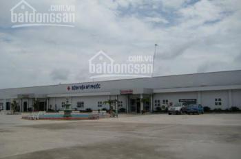 Mua nhà để ở tôi cần bán lô đất 600m2 thổ cư chính chủ, cạnh đại học Việt Đức và chợ Bình Dương