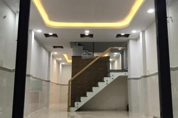 Nhà hẻm thông 6m đường Hương Lộ 2, 4x14m, 1 trệt 1 lầu, giá 3,6 tỷ