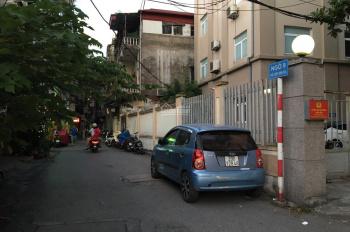 Bán nhà ngõ 9 Lương Định Của, Đống Đa 3,55 tỷ DT 43m2, cách đường ô tô 30m, căn góc 3 mặt thoáng