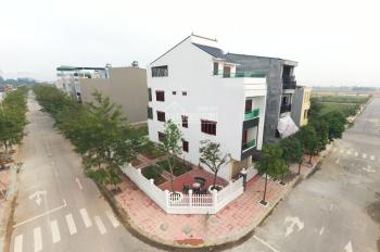 Bán lô đất 100m2 KĐT Nam Vĩnh Yên, trục đường đối diện dãy biệt thự. LH 0943.934.695