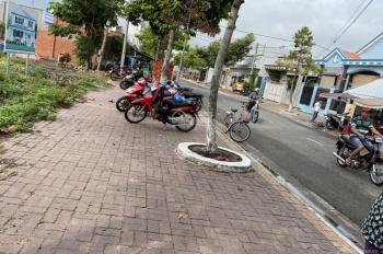 Bán lô góc đường số 9, trung tâm thị trấn Long Điền, kd buôn bán sầm uất, 1.15 tỷ