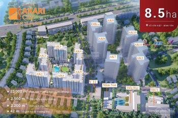 69 căn Akari City cuối cùng mua trực tiếp từ CĐT Nam Long - giá gốc - được CK 1% - chỉ 50% nhận nhà