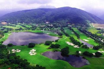 Bán đất nền biệt thự sân golf Tam Đảo Vĩnh Phúc. Giá từ 2,5 - 7 tr/m2 tùy lô tùy vị trí