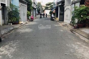 Bán nhà 4,4 tỷ hẻm 6m Vườn Lài, P. Tân Thành, Q. Tân Phú - LH: 0914 443 186