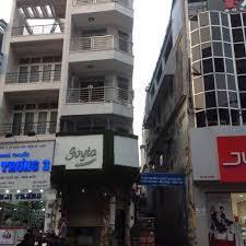 Cho thuê nhà mặt tiền Lê Văn Sỹ, quận 3