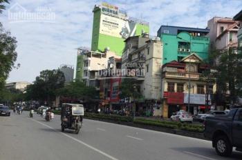 Bán nhà mặt phố Nguyễn Văn Cừ 110m2x9T, mặt tiền khủng 31.5 tỷ, vị trí đẹp, kinh doanh đỉnh cao