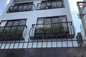 Cho thuê nhà mặt tiền 323A đường Lê Văn Sỹ, ngay khách sạn Ramana Quận 3