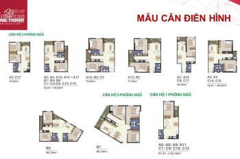 Cần bán căn hộ Moonlight Boulevard 60m2, giá 1.9 tỷ. Nhận ký gửi mua bán dự án Moonlight Boulevard