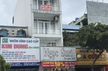 Cho thuê nhà mặt tiền 472 Nguyễn Đình Chiểu, gần ngã tư Nguyễn Thượng Hiền, Quận 3. Lh 0938868747
