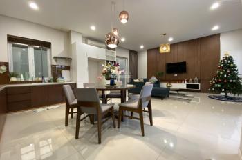 Kẹt tiền làm ăn cần bán gấp căn nhà 1 trệt 2 lầu ngang 8x14.5m, KDC cao cấp Mega Village Khang Điền