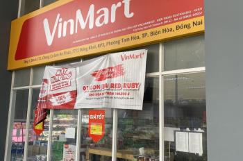 CĐT Sơn An Plaza cần sang nhượng 239m2 TTTM, hiện Vinmart đang thuê giá 40 triệu/tháng, 090893441