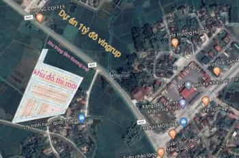 Chính chủ bán lô đất mặt đường rộng 17m đối diện dự án tỷ đô Vinhomes - Hàm Nghi - TP Hà Tĩnh