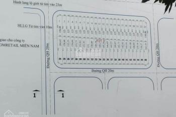 Bán đất chính chủ tái định cư Vincom Chơn Thành, Bình Phước giá rẻ