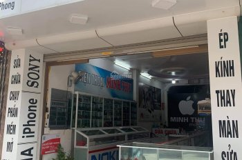 Cho thuê nhà mặt phố rộng 4.2m sâu 25m phố Lê Hồng Phong, TP Nam Định chính chủ cho thuê