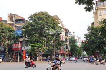 Nhà mặt phố - vị trí vàng - kinh doanh sầm uất - Bán nhà mặt phố Hoàng Quốc Việt nhỉnh 33 tỷ