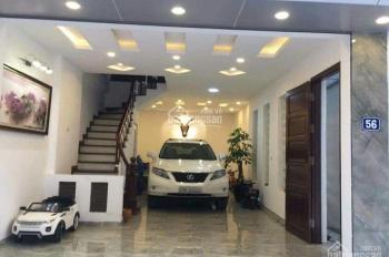 Bán nhà Nguyễn Trãi, ô tô, 5 tầng, MT 4.5m, KD giá 7.85 tỷ, tặng nội thất