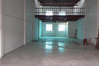 Kho xưởng mới xây đẹp, DTSD 220m2, hẻm Lê Văn Khương. Giá 8tr/th