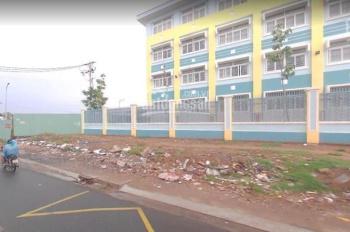 SHR, bán đất 5x20m, phường 15, quận 8 nằm trong KDC Rạch Lào, MT đường Mễ Cốc, 100m2