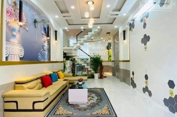 Bán nhà mặt tiền đường Quang Trung- Hẽm 965// P14. Gò Vấp. LH 0947888479