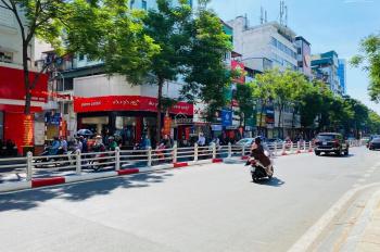 Bán nhà mặt phố Thái Hà vỉa hè cực rộng mặt tiền 4.5m. Đang cho thuê 50tr/ tháng