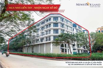 Bán liền kề xây 5.5 tầng khu Hải Ngân, đường Thanh Liệt, đã có sổ đỏ