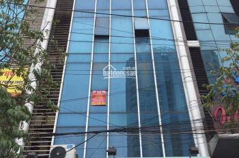 Cho thuê nhà mặt phố Đê La Thành, Nam Đồng, Đống Đa 70m2 x 8T thông sàn, thang máy