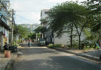 Sau dịch cần tiền nên bán lại lô đất đường Trần Xuân Soạn, Tân Kiểng, quận 7, TT 1,360tỷ, 86m2, SHR