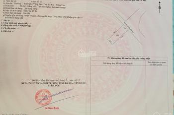 Cần bán lô đất hẻm 53 Lê Hồng Phong, phường 7, DT 80m, giá 3,95 tỷ