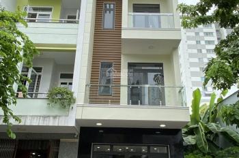 Cần bán giá rẻ nhà phố 3 lầu - Khu Belleza đường Phạm Hữu Lầu Quận 7- Nhà mới tặng nội thất mới 100