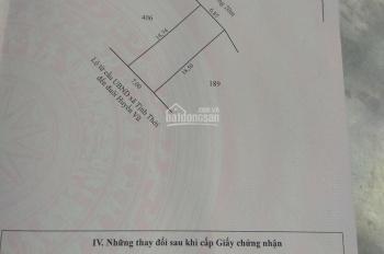 Bán nền 129m2 (7*18,5, thổ 100%) đường nhựa 4m, xã Tịnh Thới, Tp Cao Lãnh