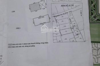 Nhà hẻm 2/ đường An Bình, P6, Q5, 4.5 x 9.4m, 2 lầu, tổng 41m2, giá 4.5 tỷ thương lượng