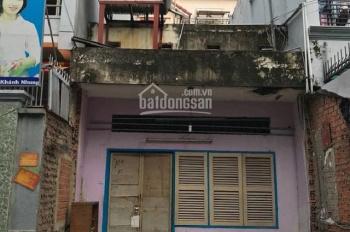 Bán gấp đất có nhà nát 75m2 Nguyễn Xí, Bình Thạnh, SHR, TT 730tr, gần chợ, trường học tiện KD