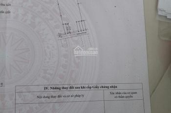Chính chủ cần bán gấp lô đất mặt tiền đương số 9 xã Long Phước, TP Bà Rịa, vung tàu