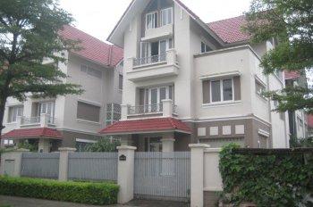 Cho thuê biệt thự Linh Đàm - Pháp Vân 300m2 hoàn thiện đẹp, LH 0965986925
