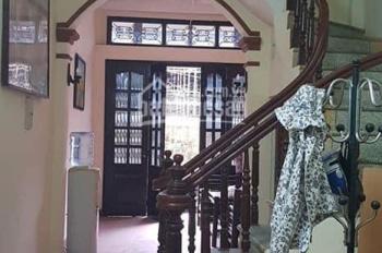 Bán nhà mặt ngõ phố Bùi Ngọc Dương, 4 tầng ở ngay