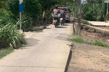 Bán 2 công đất đường ô tô, gần kcn Long Giang. Giá 600tr/công