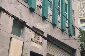 Cho thuê tòa nhà MT hẻm Trần Hưng Đạo, 5x15m, 4 tấm