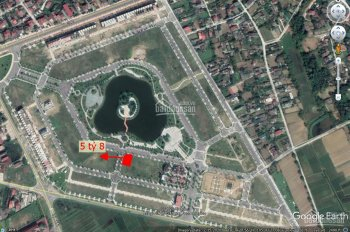 Bán lô biệt thự vị trí đẹp nhất - Giá tốt nhất - Dự án Xuân An Green Park - Mr Dũng 0986034139