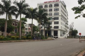 Bán đất nhà phố Lý Nam Đế - DT 123.8m2 - Hướng Tây Nam - LH 0985893282