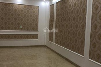 Bán nhà 5 tầng xây mới số 48 ngõ 164 ngách 85 phố Vương Thừa Vũ, DT 40m2, MT 5m. Giá 3,95 tỷ