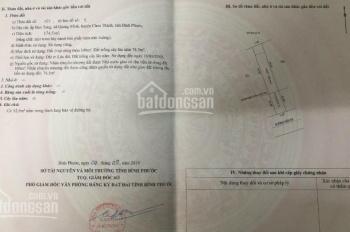 Cần bán đất có sổ ngay KCN Chơn Thành Becamex, Bình Phước