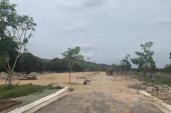 Chỉ 700tr sở hữu ngay nền đất full thổ cư mặt tiền đường lộ giới 50m, trung tâm Phú Mỹ