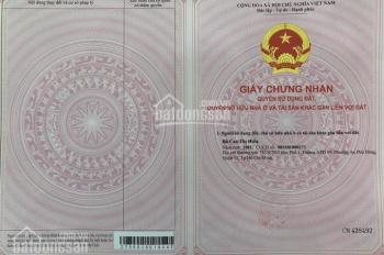 Cần bán lô đất Lộc Phát Residence lô E2 trục 14m giá 2,7 tỷ - LH: 0386819166