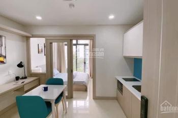 Cho thuê căn hộ Quận 1 đầy đủ nội thất 1PN, bếp tách biệt mặt tiền đường Trần Hưng Đạo